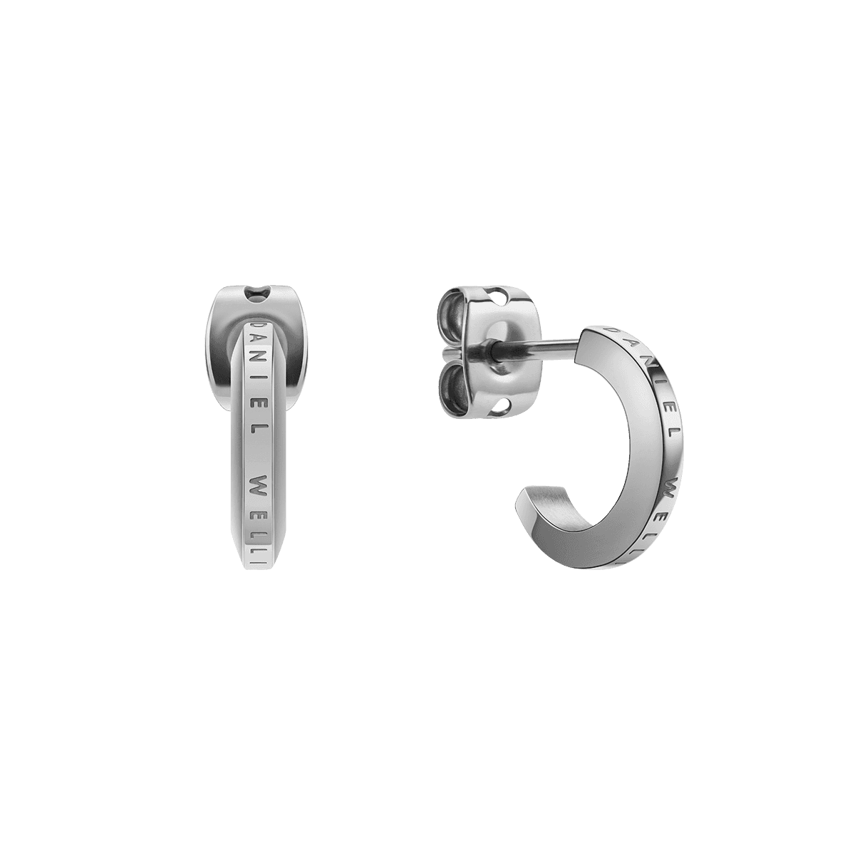 Elan Earrings Silver One Size