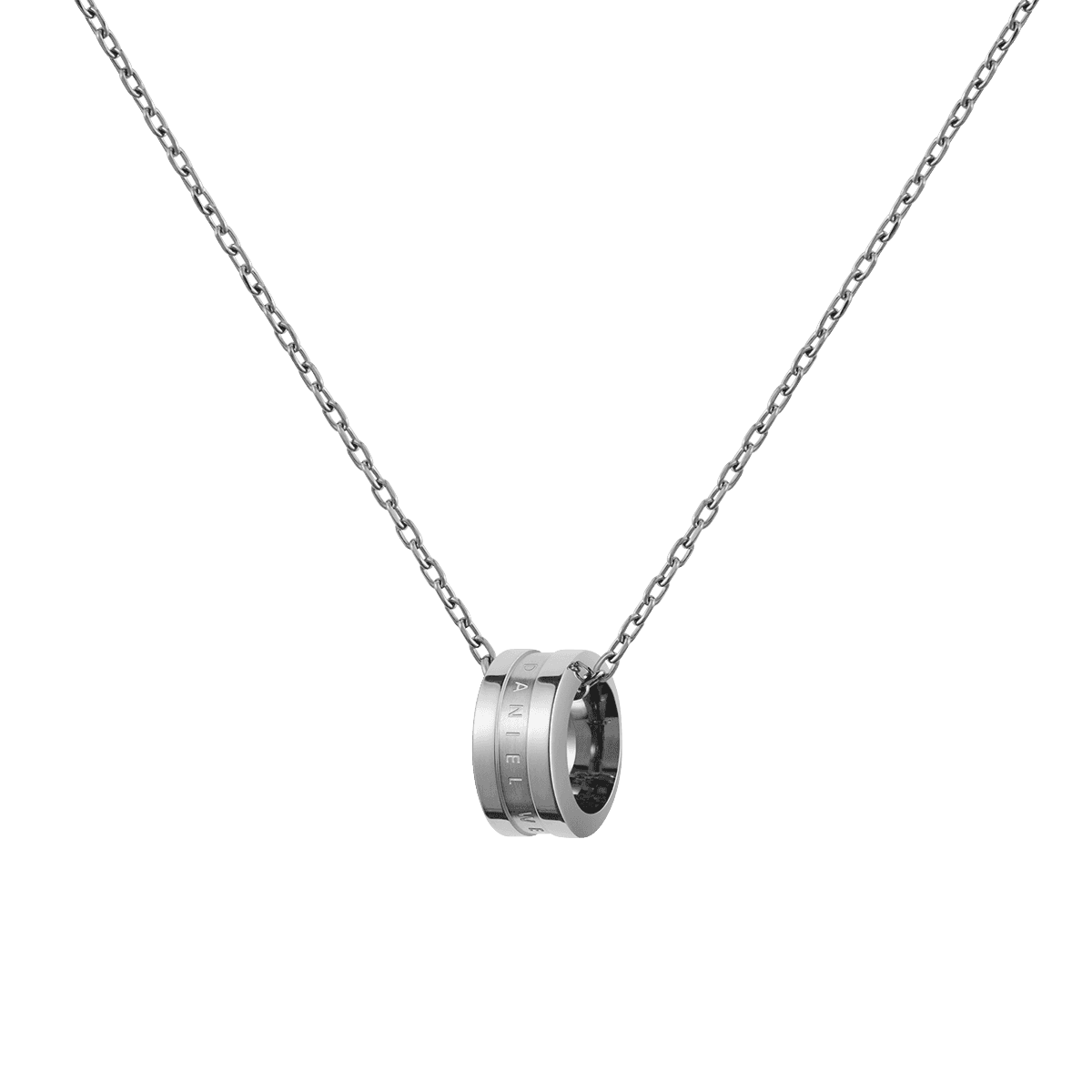 Elan Necklace Silver One Size