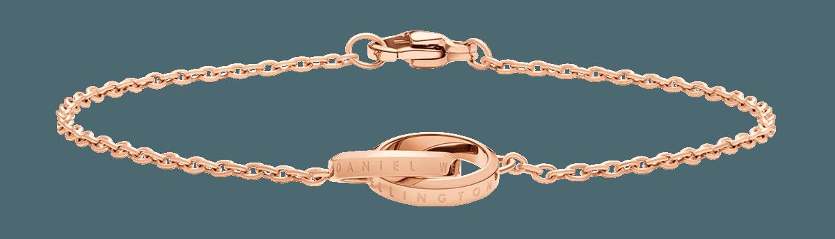 Elan Unity Bracelet Rose Gold 175mm