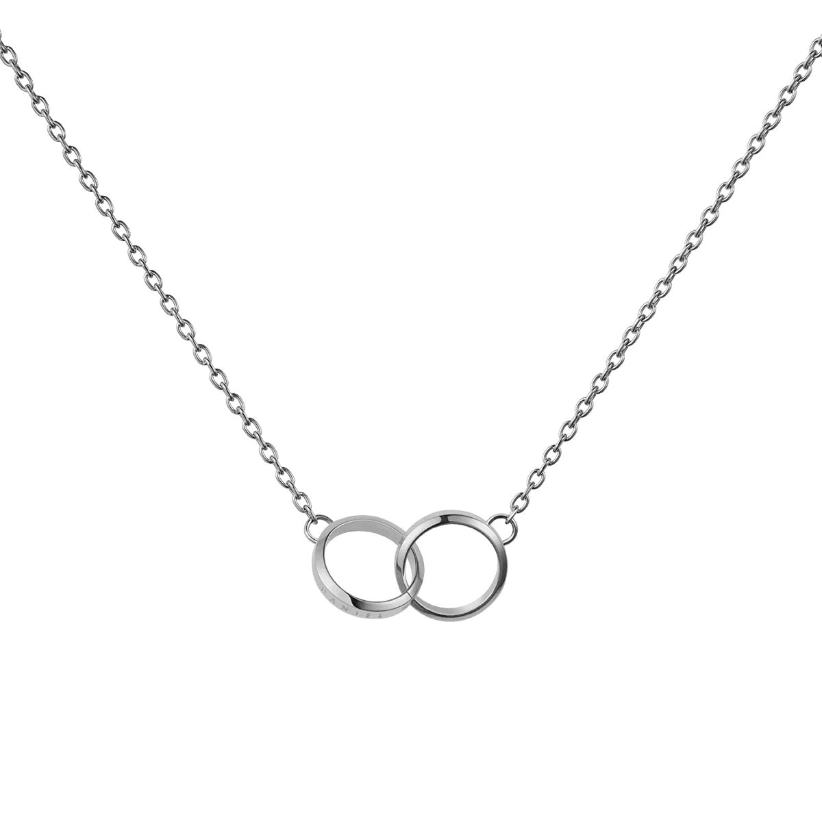 Elan Unity Necklace Silver One Size