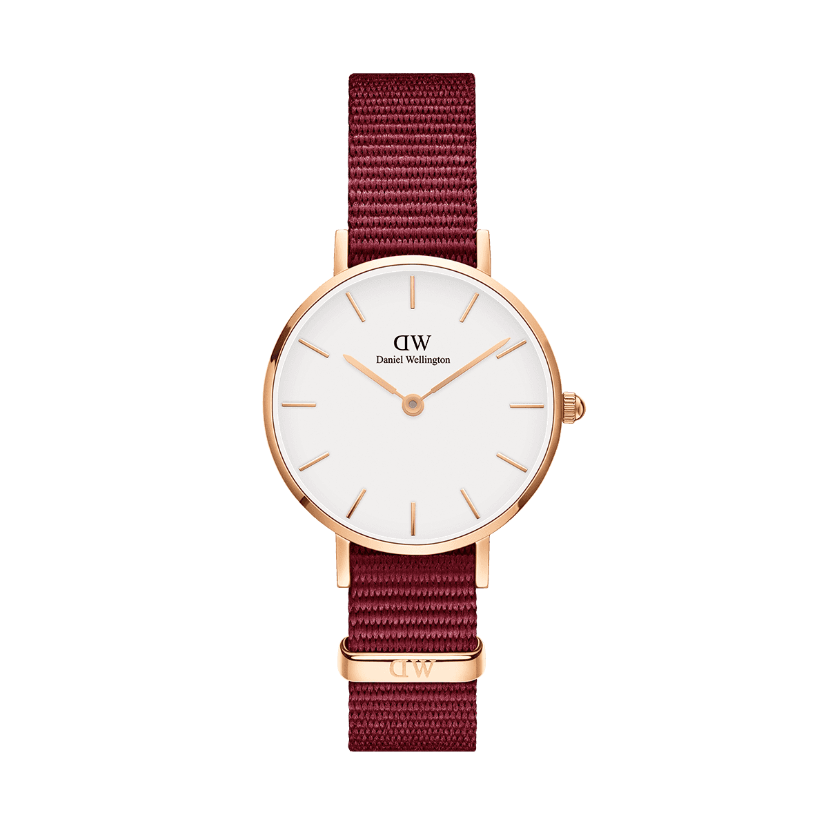Classic Petite Roselyn 28 Rose Gold White