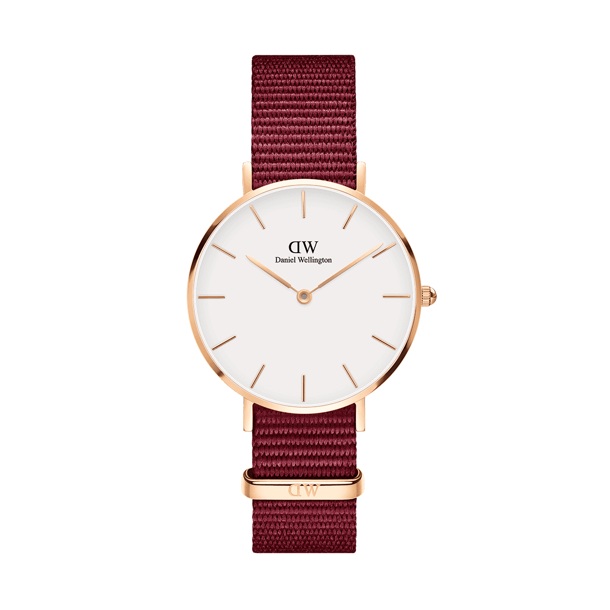 Classic Petite Roselyn 32 Rose Gold White