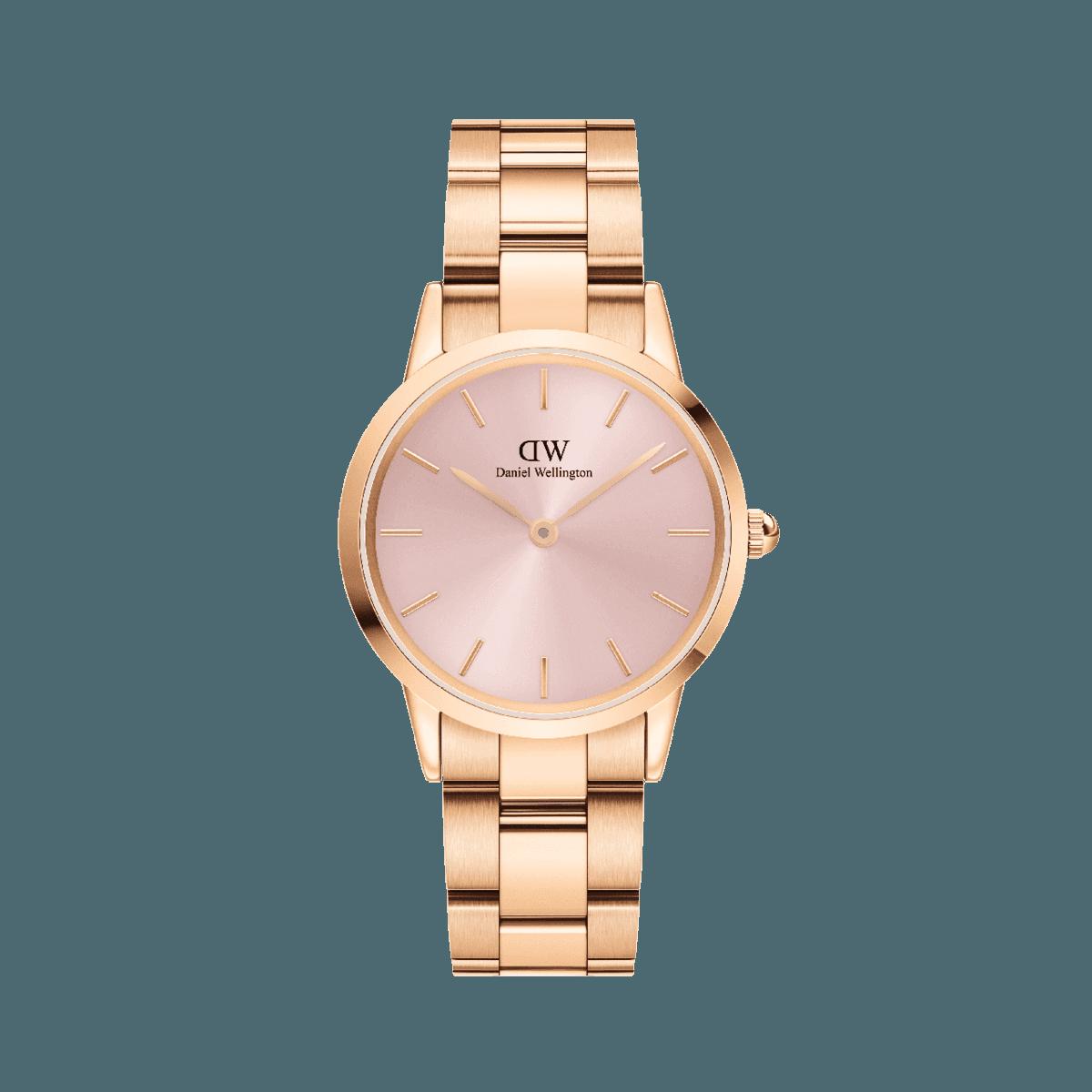 Iconic Link 32 Rose Gold Light Pink