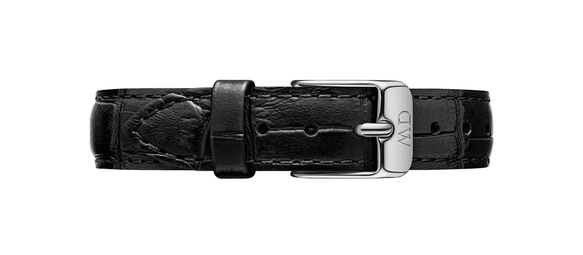 Watch band Petite Reading 12 Silver