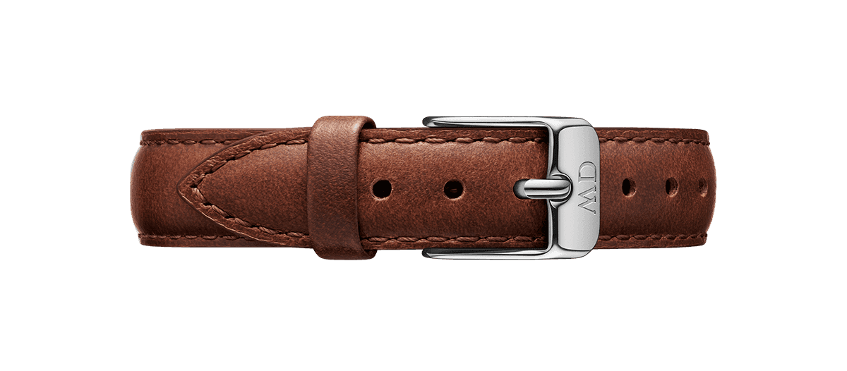 Watch band Petite St Mawes 12 Silver