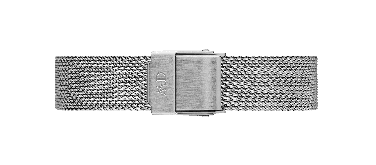 Watch band Petite Sterling 12 Silver