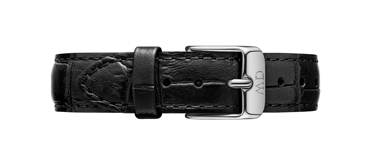 Watch band Petite Reading 14 Silver