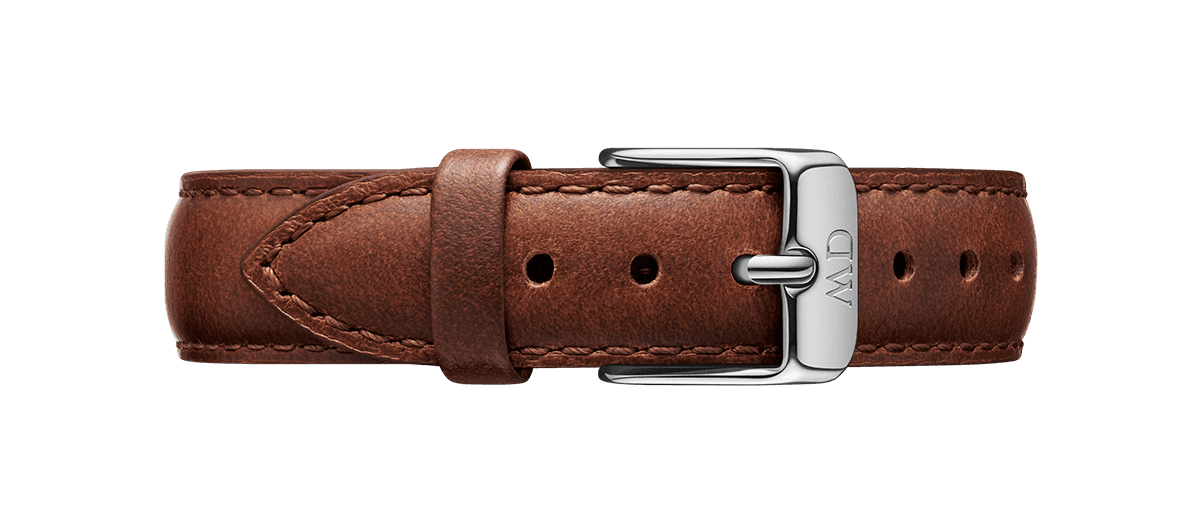 Watch band Petite St Mawes 14 Silver